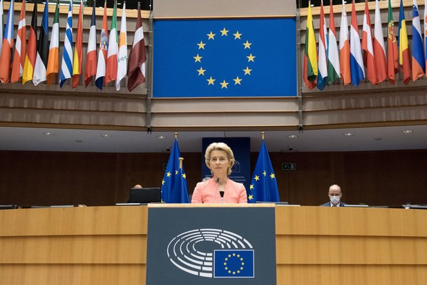 "Discurs d'Ursula von der Leyen al ""State of the Union"""